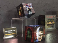 Toy Fair 2017: Mezco's Horror Toys Puzzle Boxes