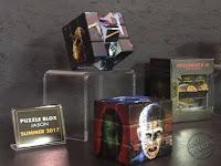 Toy Fair 2017: Mezco's Horror Toys Puzzle Boxes