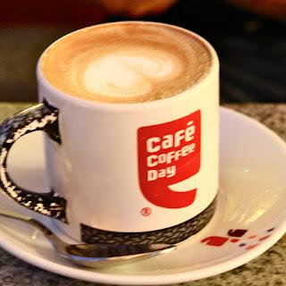 intialainen cappucino kahvi