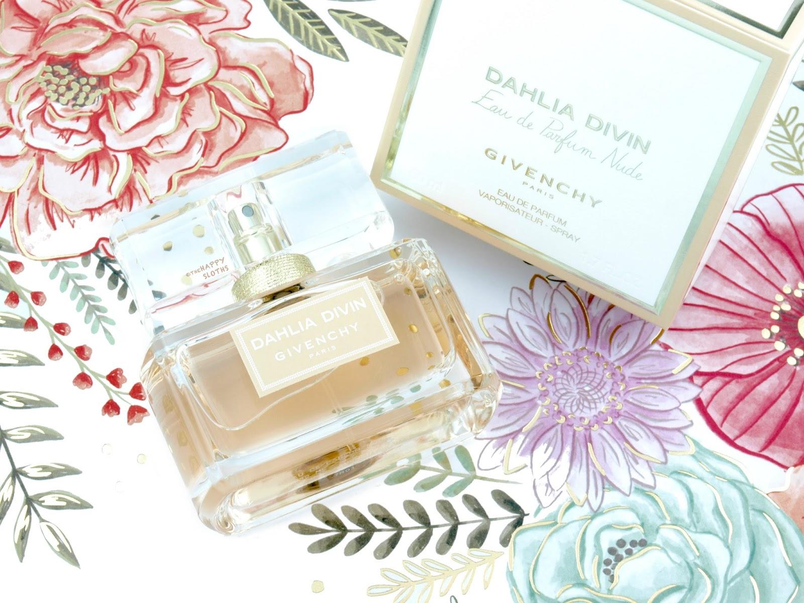 Givenchy | Dahlia Divin Nude Eau de Parfum: Review