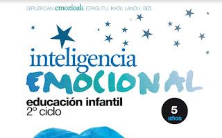 Educación Socioemocional - Inteligencia Emocional - Preescolar - 5 años