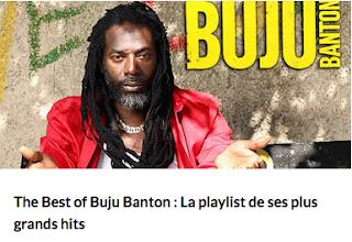 The Best of buju banton