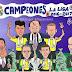 Campeones De Liga 2017 | Muchos ayudaron a hacerlo posible