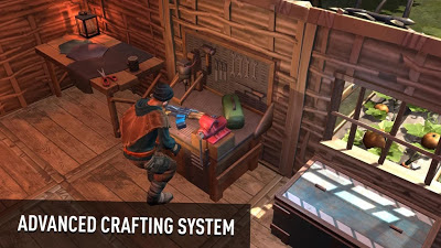 تحميل لعبة الزومبي والبقاء على قيد الحياة Days After - zombie survival simulator
