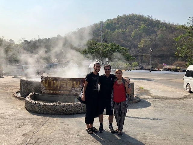 Mae Khachan Hot Spring - Tailândia