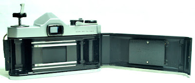 Asahi Pentax Spotmatic SP (Chrome) Body #345