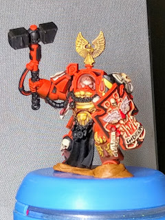 Gideon front with NMM gold