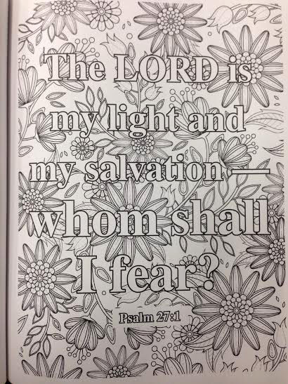 devotional coloring pages - blah to tada a devotional coloring book