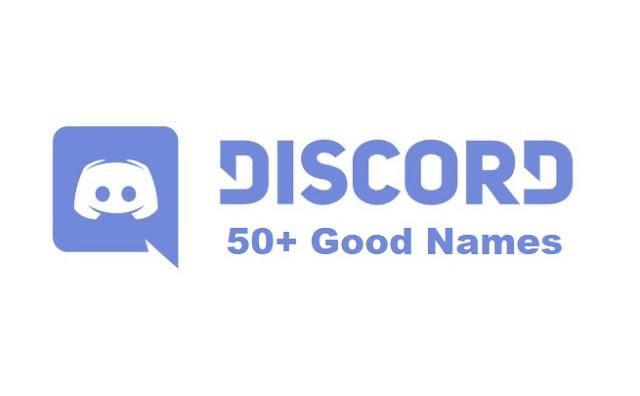 Good Discord Names: 50+ Good Discord Server Name Ideas