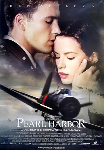 Pearl Harbor 2001 Dual Audio ORG Hindi 480p BluRay 500MB poster