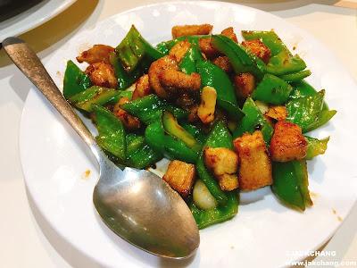 青椒雞丁NT$240