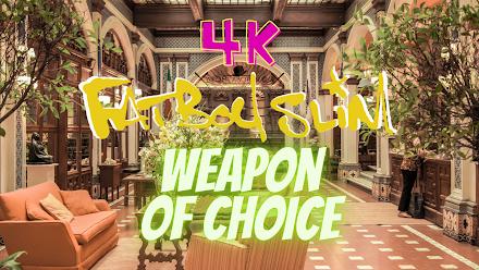 Fatboy Slims 'Weapon Of Choice' ist 20 Jahre alt und das Musikvideo kann jetzt in 4K genossen werden