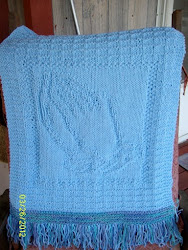 Praying Hands Prayer Shawl