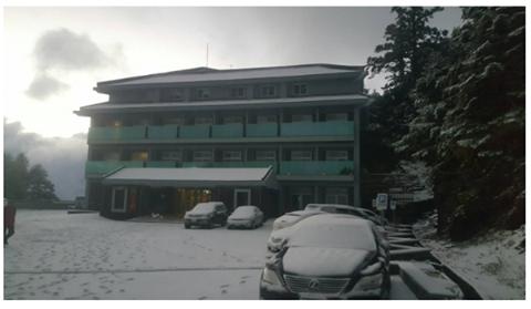 Salju Pertama Turun di Taiwan Tahun Ini, Akan Sebabkan Suhu Taiwan Terus Menurun