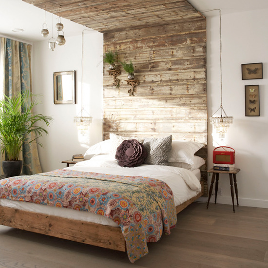 Modern Classic And Rustic Bedrooms: Refresheddesigns.: The New Modern Rustic