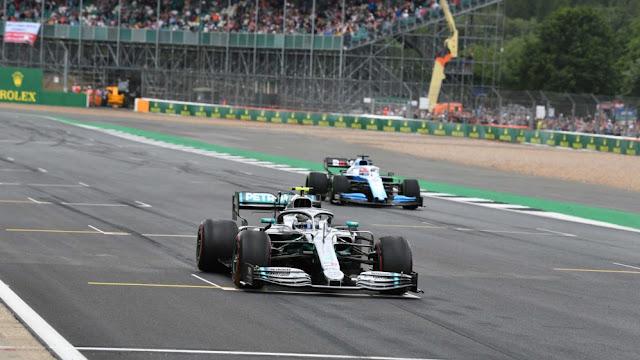 A atualização ajudou a Williams a diminuir a diferença para a pole position em Silverstone