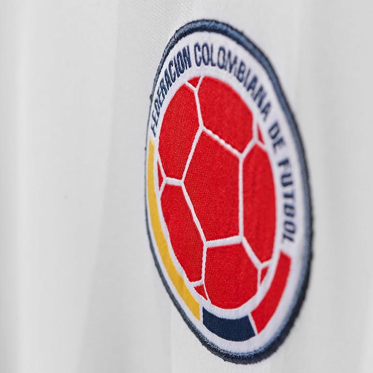 Nueva camiseta titular adidas de Colombia para la Copa América Centenario