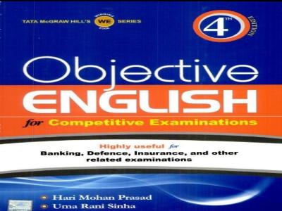 Tata McGraw-HilI Objective English Book PDF Download - GK SOLVE read