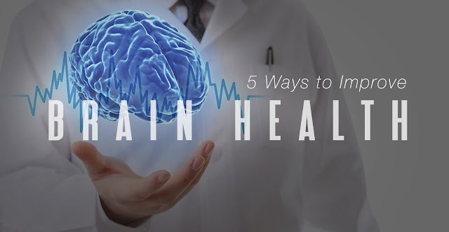 5 Ways to Improve Brain Health | El Paso, TX Chiropractor