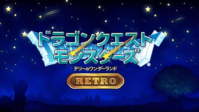 Dragon Quest Monsters: Terry's Wonderland Retro é anunciado para o Switch