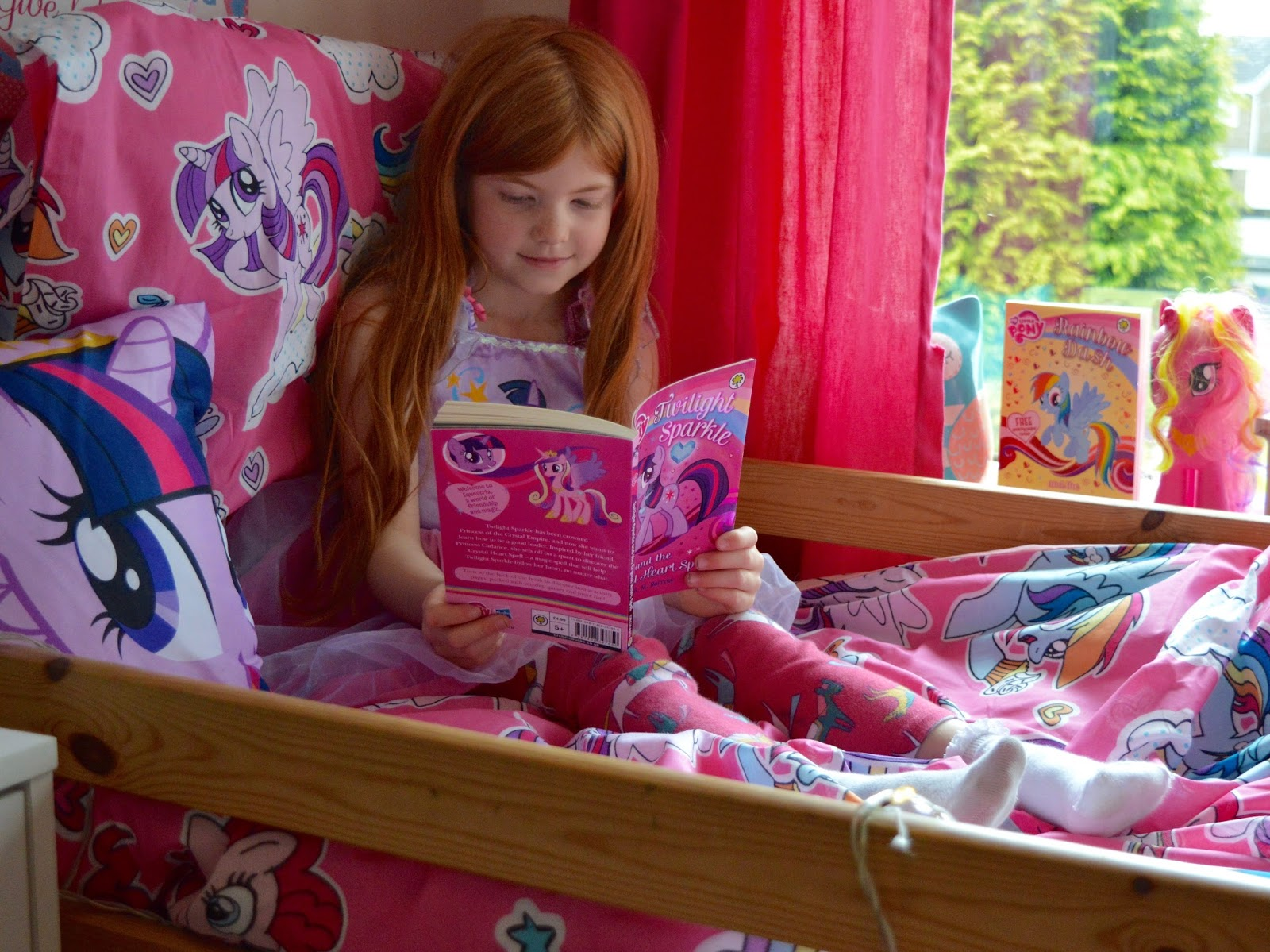 Win Your Own My Little Pony Bedding Bundle Here