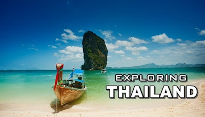 best 5 places in Thailand