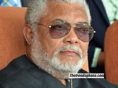 """It was a privilege for me to be acquainted with her""- J.J Rawlings Breaks Silence On His 43 years Marriage With Nana Konadu Agyeman Rawlings"