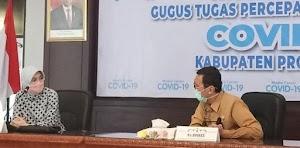 Bupati Probolinggo Restui Warga Shalat Idul Fitri Di Masjid