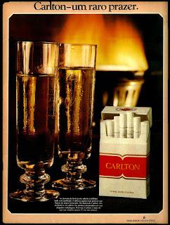 1975. propaganda cigarros anos 70.  propaganda anos 70. história decada de 70; reclame anos 70.  Brazil in the 70s. Oswaldo Hernandez;