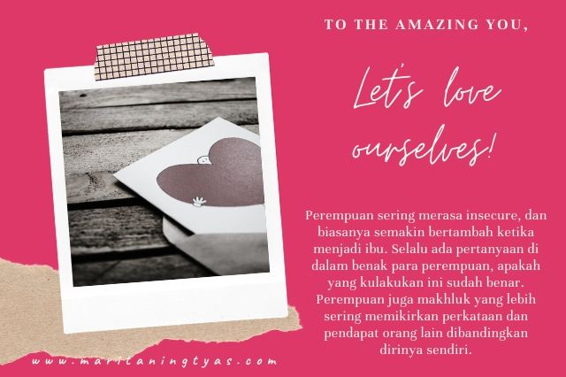 perempuan sering gagal self love