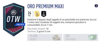 FIFA 19 Ultimate Team | Pacchetto Promo