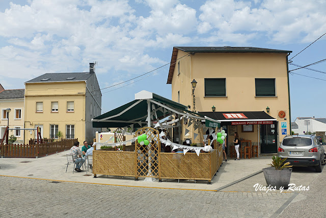 Restaurantes de Rinlo, Lugo