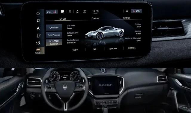 مازيراتي جيبلي وصور سياره مزراتي وسعر مازيراتي جيبلي 2021