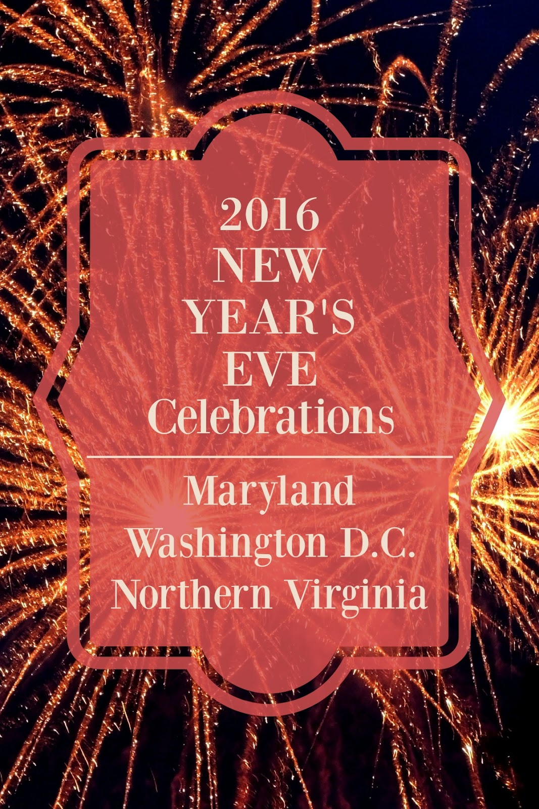 National Harbor New Years Eve
