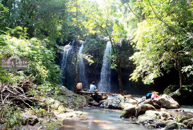 Waterfalls in Cavite