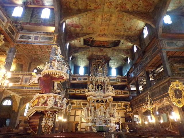 iglesia de la paz Swidnica