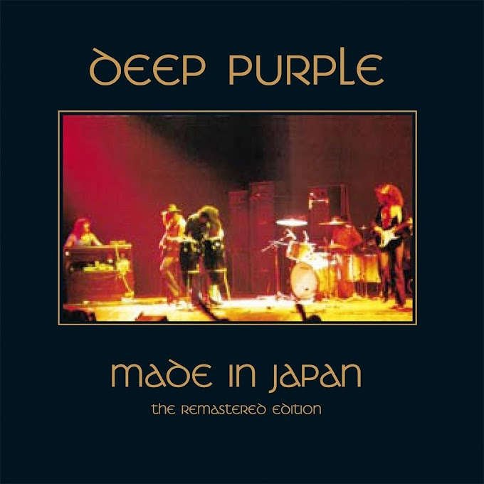 Deep Purple - Made In Japan (1972)