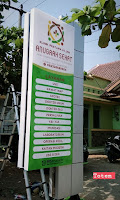 TOTEM / PYLON SIGN MURAH  BANDUNG VEPO ADVERTISING
