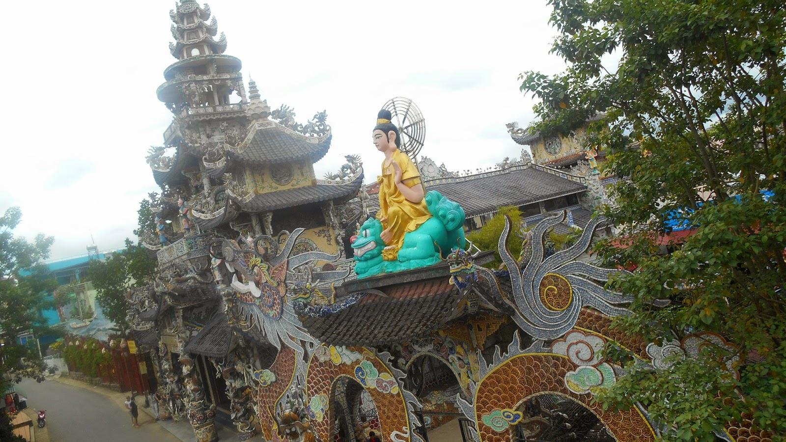 пагода Линь-Фыок.