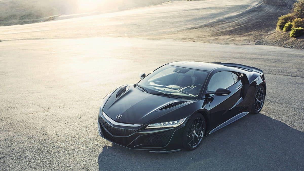 New 2017 Acura NSX test drive, review, specs and photo gallery