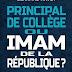 """Livre-""""Principal de collège ou imam de la république ?"""" de Bernard Ravet (GGRMC)"""