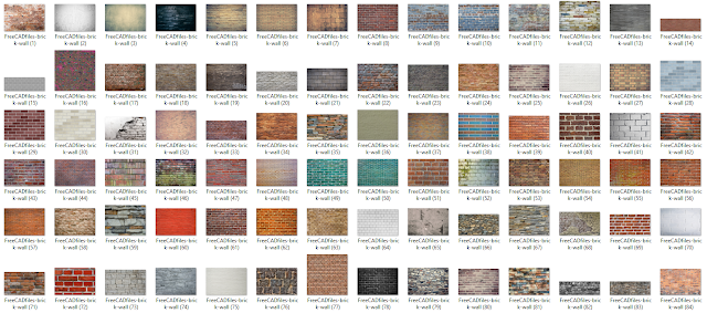 💯Free Brick Wall Textures in High Resolution