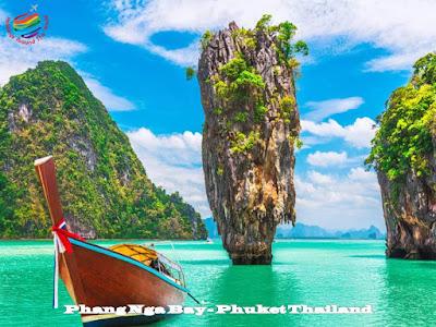 Phang Nga Bay - Phuket Thailand