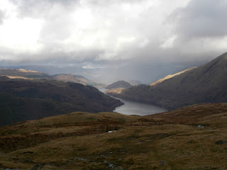 thirlmere from Steel Fell