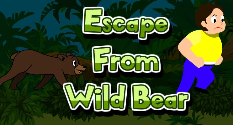 AjazGames Escape from wild bear