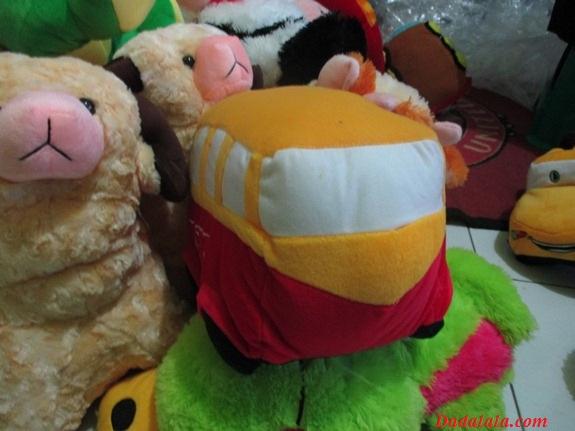 Boneka Bus Lucu Harga Murah : Kiddle.ID