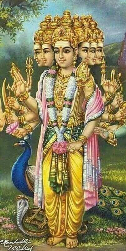 Kandhar Anubhuti (Anubhoothi): Kandhar Anubhuti : Verse ...