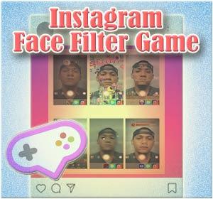Daftar Face Filter Game Di Instagram Dan Cara Memainkannya