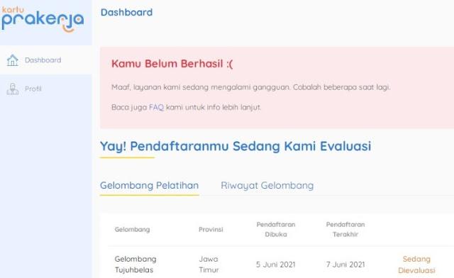 Kartu Prakerja Gelombang 17 Sudah Dibuka! Simak Syarat dan Cara Pendaftarannya..