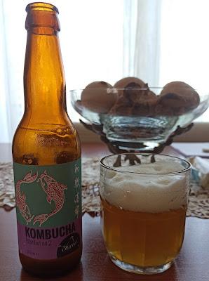Kombucha veya Kombu Çayı(Fermente Çay) Nedir? Chado Kombucha İncelemesi